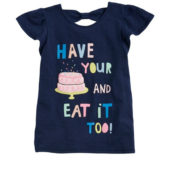 3b069df0d jumping beans Shirts & Tops | Cute Cake Tee Any 3 For 22 | Poshmark